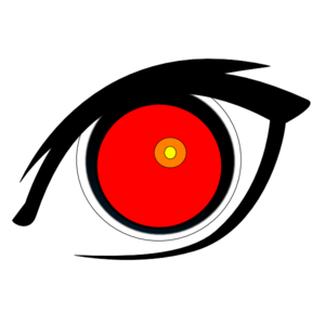 Red Eyes clipart #18, Download drawings