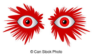 Red Eyes clipart #15, Download drawings