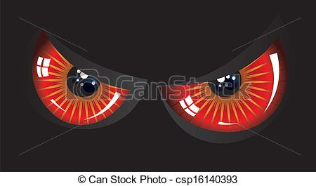 Red Eyes clipart #17, Download drawings