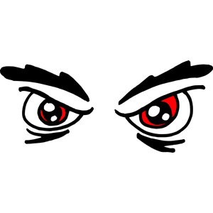 Red Eyes svg #20, Download drawings