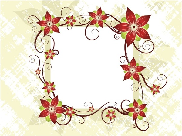 Red Flower svg #5, Download drawings