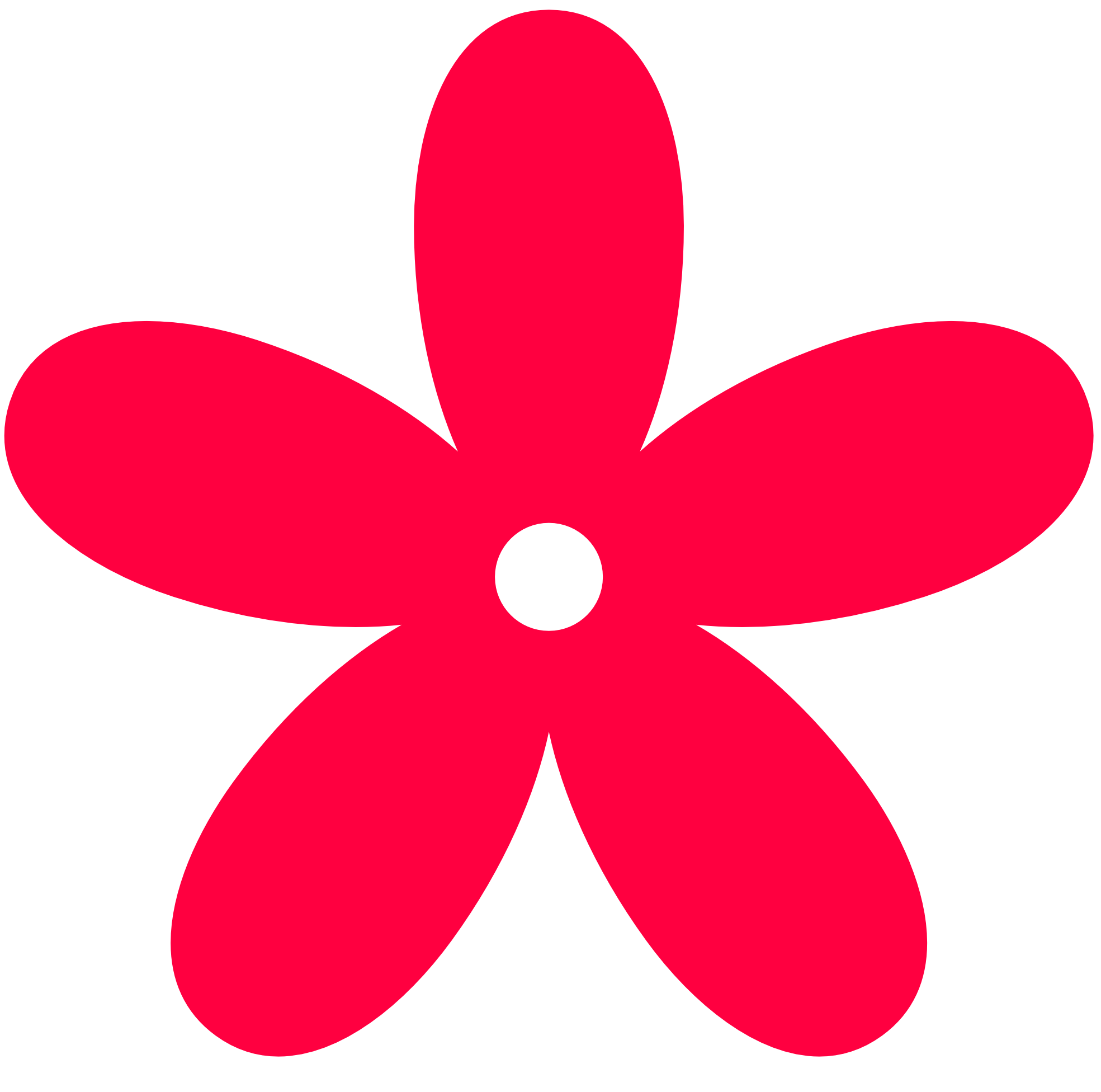 Red Flower svg #11, Download drawings