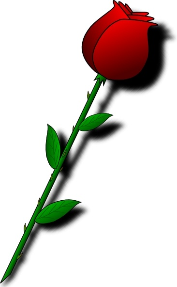 Red Flower svg #6, Download drawings