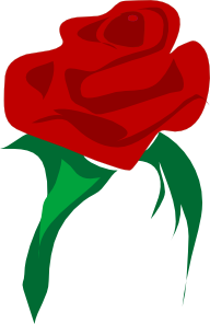 Red Flower svg #20, Download drawings