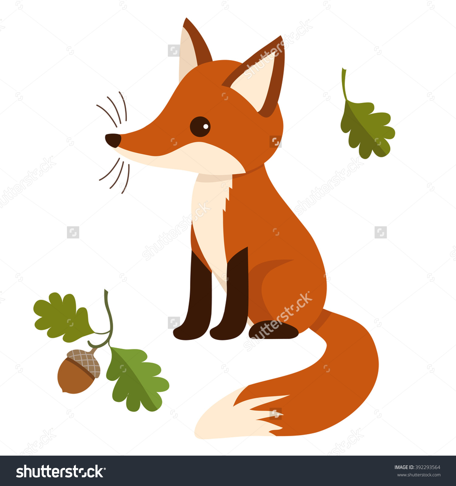 Red Fox clipart #3, Download drawings