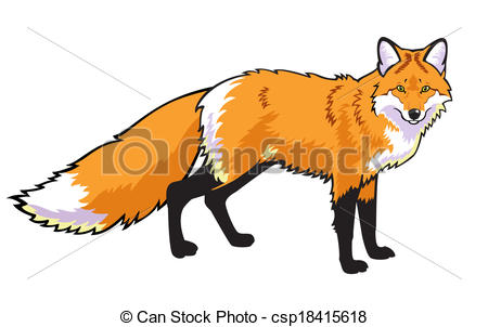 Red Fox clipart #14, Download drawings