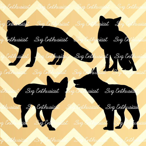 Red Fox svg #17, Download drawings