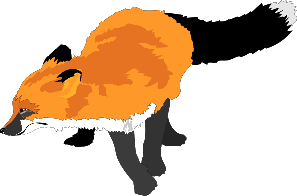 Red Fox svg #14, Download drawings