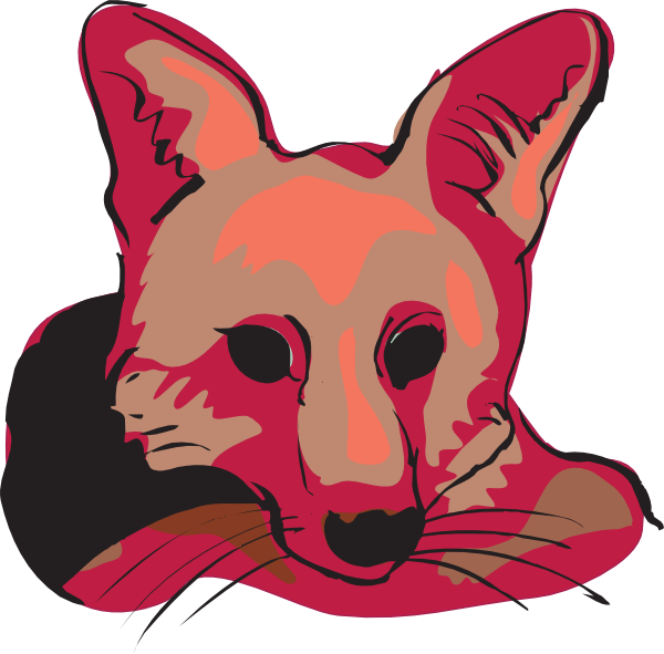 Red Fox svg #3, Download drawings