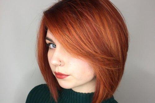 Red Hair coloring #9, Download drawings