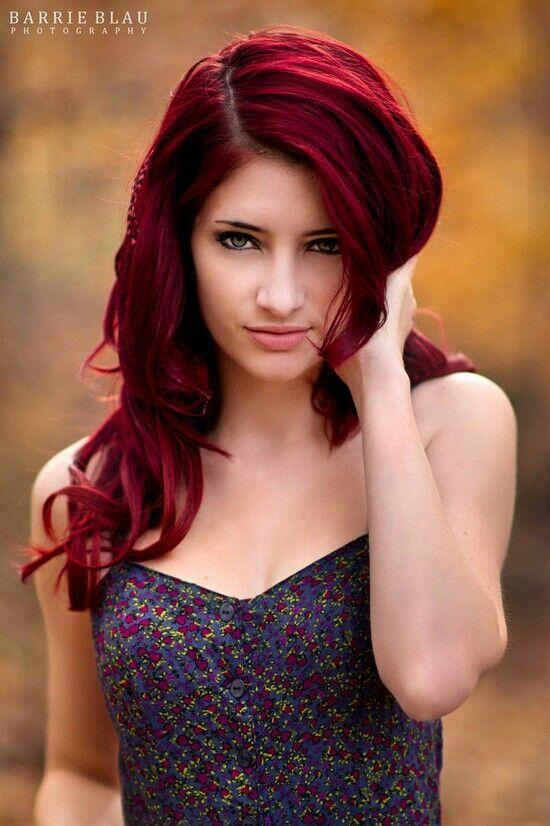 Red Hair coloring #8, Download drawings