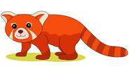 Red Panda clipart #14, Download drawings