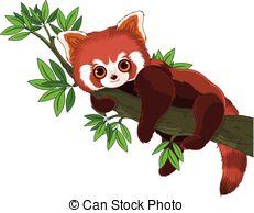 Red Panda clipart #15, Download drawings