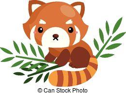 Red Panda clipart #20, Download drawings