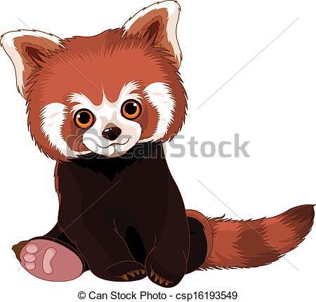 Red Panda clipart #19, Download drawings
