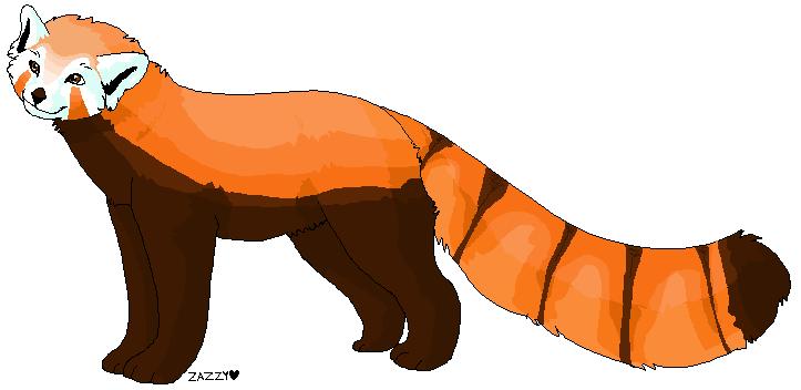 Red Panda clipart #16, Download drawings