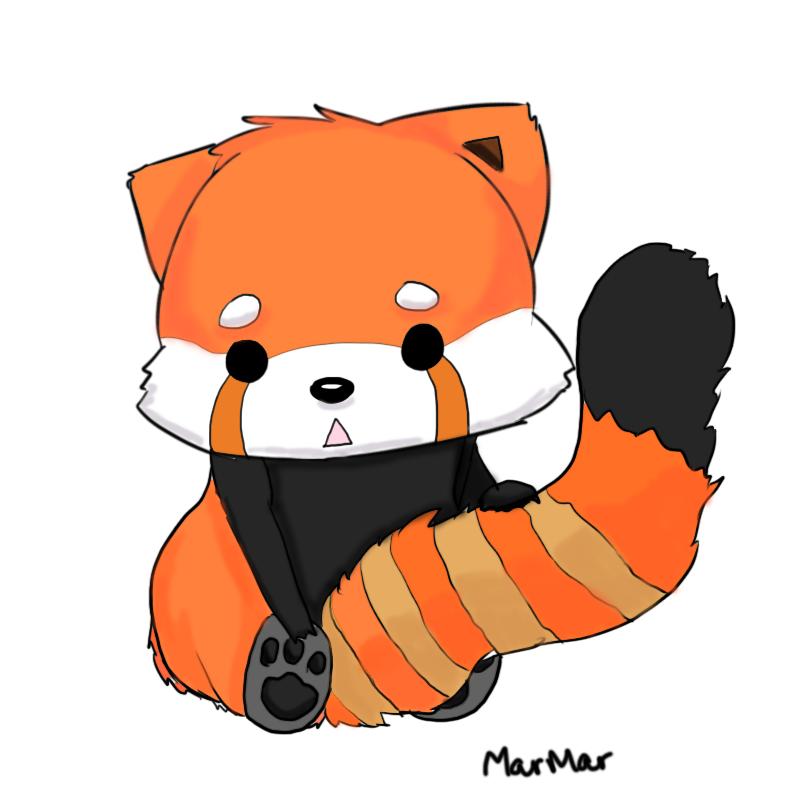 Red Panda clipart #9, Download drawings