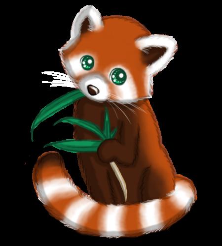 Red Panda clipart #2, Download drawings