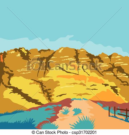 Red Rock Canyon clipart #20, Download drawings