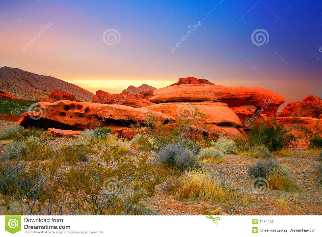 Red Rock Canyon clipart #17, Download drawings