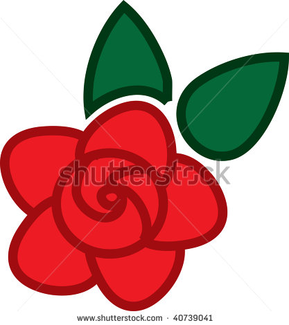 Red Rose clipart #9, Download drawings