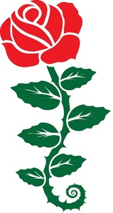 Red Rose clipart #15, Download drawings