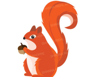 Red Squirrel clipart #7, Download drawings