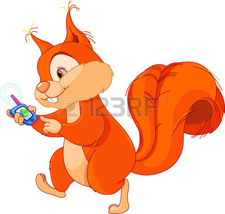 Red Squirrel clipart #8, Download drawings