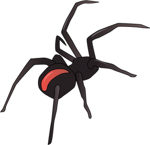 Redback Spider clipart #9, Download drawings