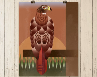 Red-tailed Hawk svg #17, Download drawings