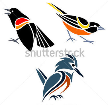 Red-winged Blackbird clipart #9, Download drawings