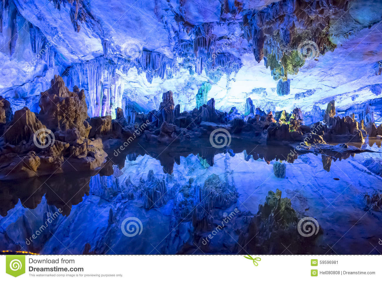 Reed Flute Cave clipart #11, Download drawings