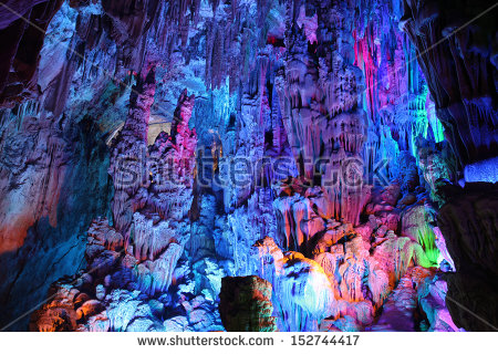 Reed Flute Cave clipart #1, Download drawings