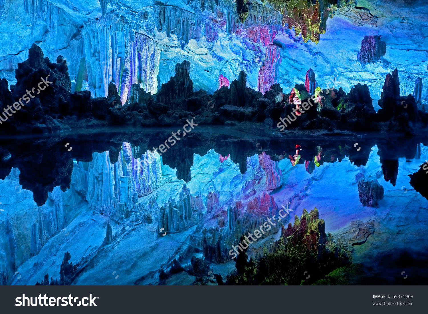 Reed Flute Cave clipart #9, Download drawings