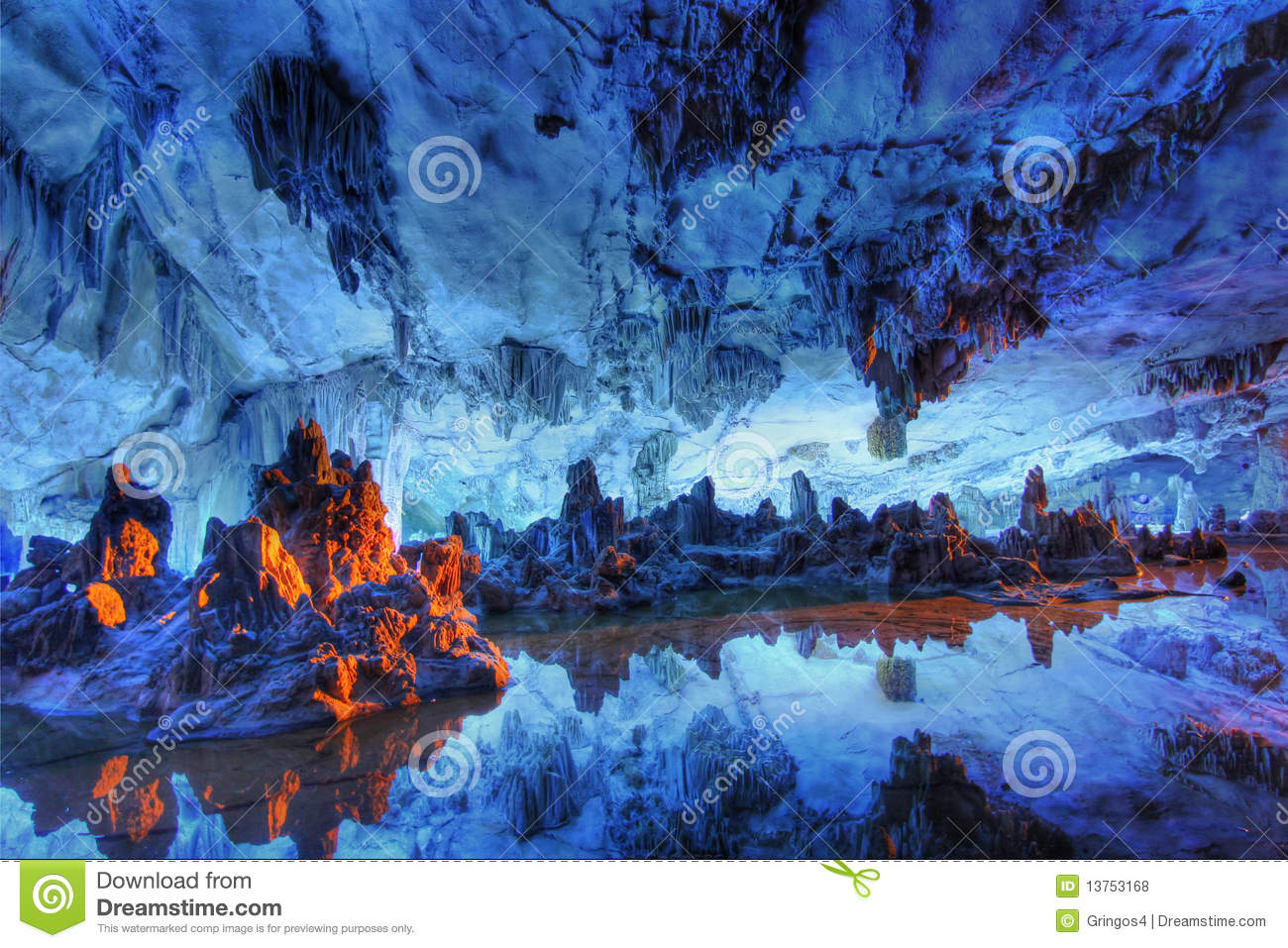 Reed Flute Cave clipart #18, Download drawings