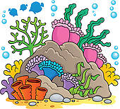 Reef clipart #4, Download drawings