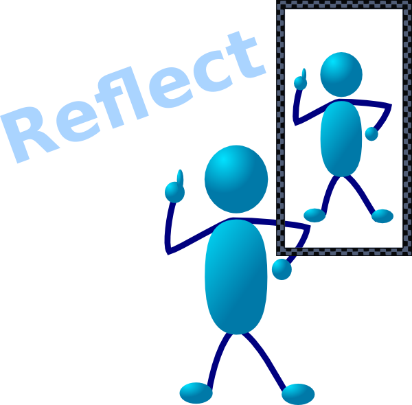 Reflection clipart #14, Download drawings
