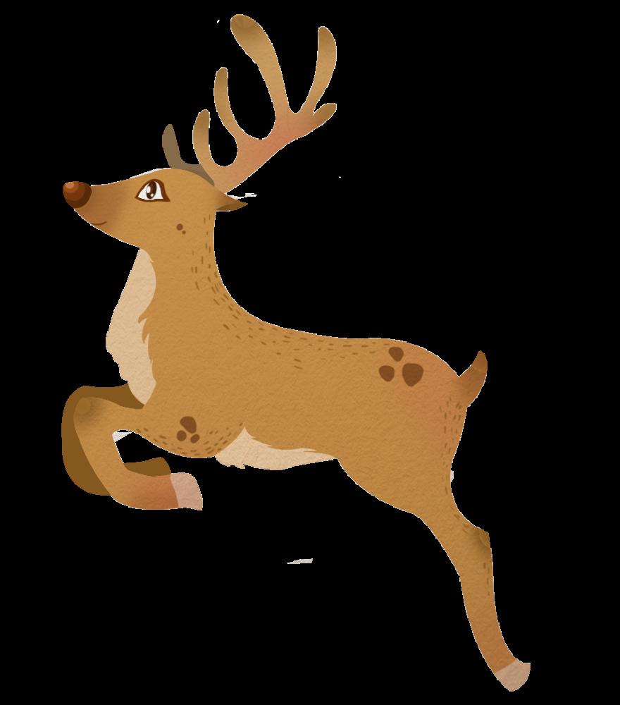 Reindeer clipart #17, Download drawings