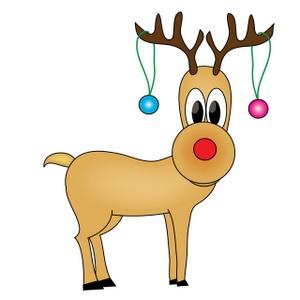 Reindeer clipart #10, Download drawings