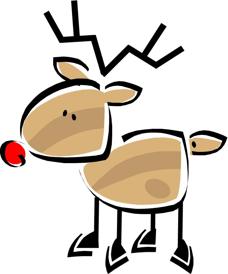 Reindeer clipart #7, Download drawings