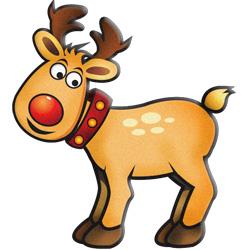 Reindeer clipart #20, Download drawings