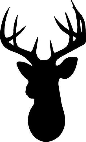reindeer head svg #930, Download drawings