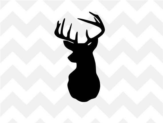 reindeer head svg #933, Download drawings