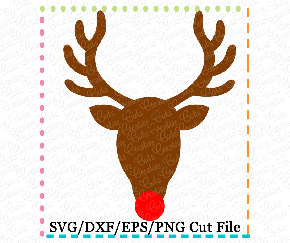 reindeer silhouette svg #451, Download drawings