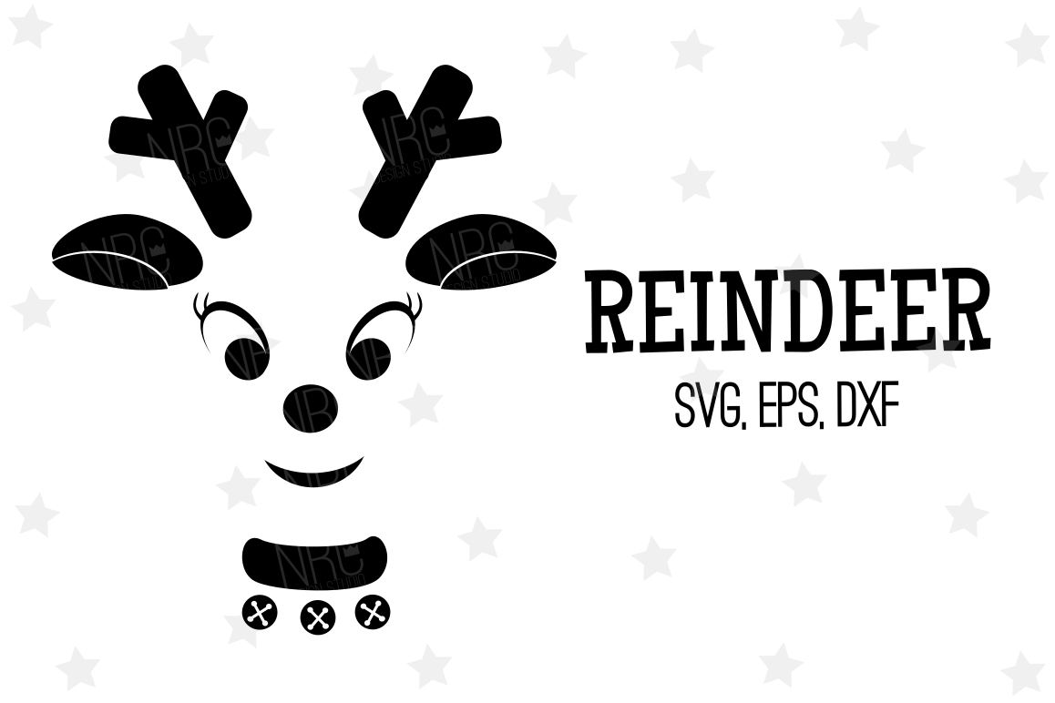 reindeer silhouette svg #449, Download drawings