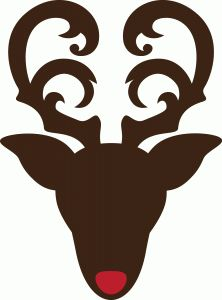 Reindeer svg #414, Download drawings
