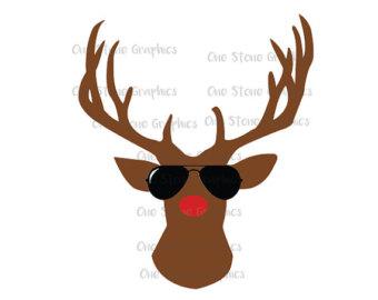 Reindeer svg #16, Download drawings