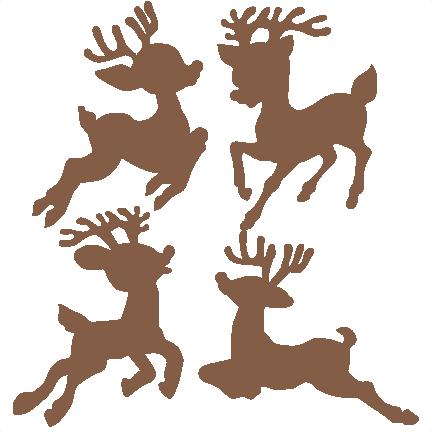Reindeer svg #3, Download drawings