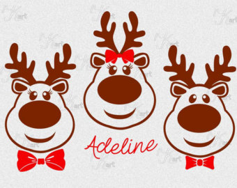 Reindeer svg #17, Download drawings
