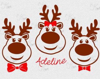Reindeer svg #17, Download drawings